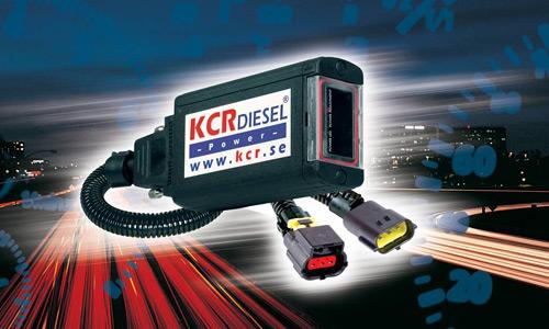 KCR-dieselboxar
